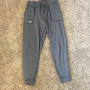 Under Armour grey Joggers